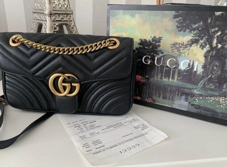 e66b9bb0650 100% Genuine Gucci bag