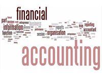 Tax Return, Company Accounts, Payroll, CIS,VAT Self Assessments