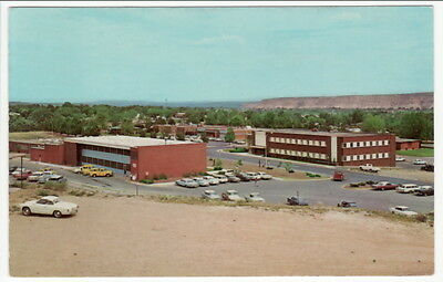1969 Farmington Nm Municipal Building Shell Oil And Natural Gas Offices Postcard