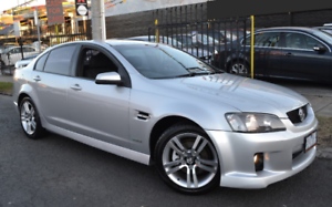 2010 Holden Commodore VE SV6 Automatic Sedan Dandenong South Greater Dandenong Preview