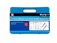 Bluespot 21 piece wind back brake caliper kit