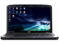 ACER 5536/ AMD 2.10 GHz/ 3 GB Ram/ 250GB HDD/ HDMI/ WIRELESS/ WEBCAM - FREE DELIVERY!!!