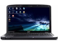 ACER 5536/ AMD 2.10 GHz/ 3 GB Ram/ 250GB HDD/ HDMI/ WIRELESS/ WEBCAM/ WIN 7 - FREE DELIVERY!!!