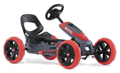 Berg Reppy Rebel Kids Pedal Car Go Kart Red / Black 2.5 - 6 Years NEW