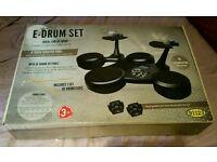 Electronic electric Drum kit set