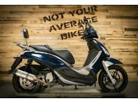 2014 Piaggio Beverly 350 ST - 8k Miles & 2 Owners - IMMACULATE CONDITION