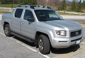 Wanted- Honda Ridgeline Pickup Truck
