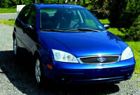 2006 Ford Focus SES ZX5 Recent MVI