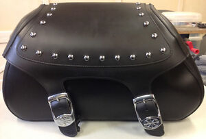 BRAND NEW Silverado Star Yamaha Motorcycle SADDLEBAG (Left)