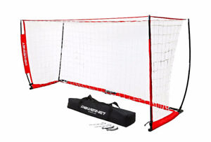 Powernet Soccer Goal 8ft x 4ft Portbable Net with Carry Bag -$25