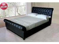 Super King Size Bed & Memory Foam Mattress
