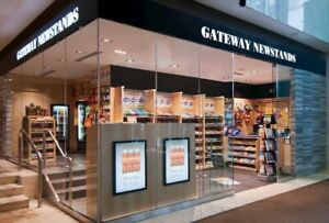 New Gateway Newstands for sale in Richmond/Adelaide Centre.