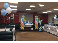Balloon decorating and Presentation