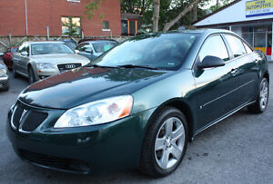 Pontiac G6 V6***LOW MILEAGE 137,000km***must be seen