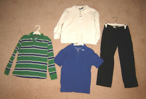 Boys Clothes, Jackets - 7, 7/8, 8, 10, 10/12, 12 / Shoes 5, 6, 7