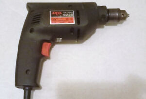 Electric Drill and Drill Bit Set