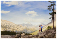 Banff,Lake Louise, Emerald Lake and Canmore Wedding Photographer