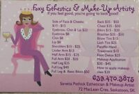 Waxing & Makeup Application