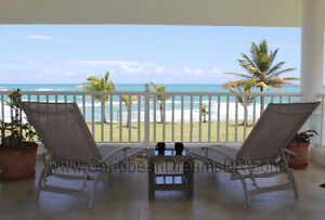 Cabarete Dominican Republic Oceanside condos