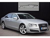 2013 Audi A8 3.0 TDI Diesel ( 250ps ) Quattro SE Executive * Sport Seats + BOSE*
