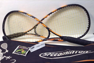 Speedminton Racquet - one racquet only!