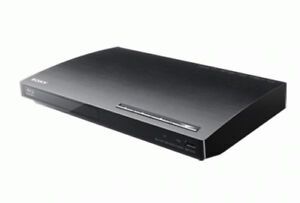 sony BDP S-185  blue ray player with Remote