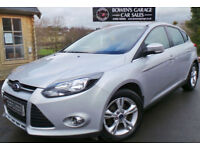 2013 FORD FOCUS TI-VCT 1.6 ZETEC 5DR - 2 OWNERS - 5 SERVICES - GREAT SPEC