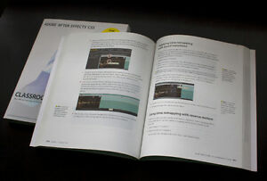 Adobe After Effects + Premiere CS5 Instruction Books West Island Greater Montréal image 2