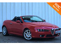 Alfa Romeo Spider 2.4JTDM FiNANCE AVAILABLE PART EXCHNAGE WELCOME