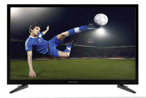 "Proscan 19"" LED TV with remote"
