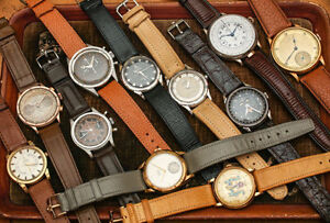 Watch Collector Looking for All Old Watches