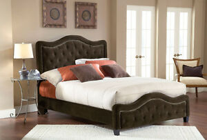 Excellent Condition Upholstered King Size Bed $399 obo