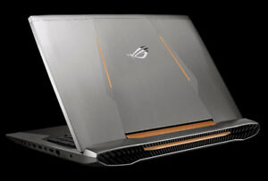 Asus ROG G752 Gaming Laptop -3 months old