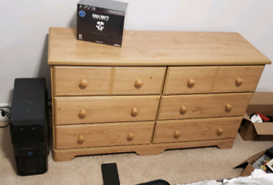 Ps3 Cod ghost, drawer chest, desktop case for sale