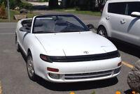 "Toyota "" CONVERTIBLE / CABRIOLET "" Celica GTS 1992"