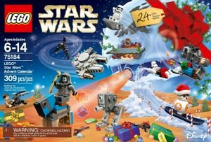 New 2017 Lego Star Wars Advent Calendar minifigures