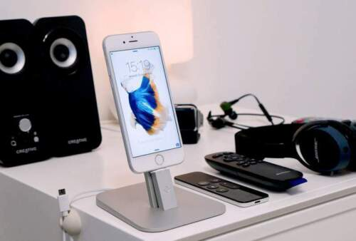 HiRise: dock per iPhone, iPad ed anche Android