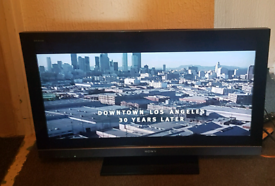 """40"""" sony TV hd 1080p"""