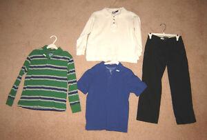 Boys Clothes, Jackets - sz 7/8, 8, 10, 12 / Footwear sz 5, 6, 7,