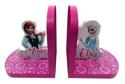 Die Eiskönigin Buchstützen Frozen Buchhalter Buchaufsteller Geschenke für Kinder (Frozen Kinder Geschenke)