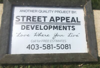 Street appeal developments