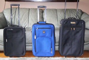 Tons of Brand New Never-Used Luggage!