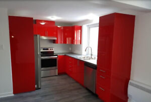 Brand New Furnished Amazing! Downtown McGill Ghetto 4 1/2 (2 BR)