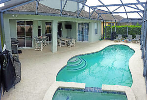 5 Bedroom 5 Star Pool Villa with Theatre! 20 mins from Disney!!
