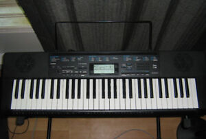 piano électronique casio ctk-2300
