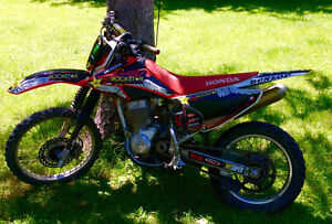 Crf150f need gone