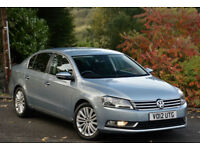 Volkswagen Passat 1.6TDI ( 105ps ) BlueMotion Tech 2012MY Sport