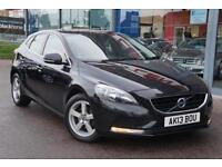2013 VOLVO V40 D2 SE GBP0 TAX, NAV, 16andquot; ALLOYS, BT and CRUISE