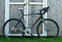 2013 SPECIALIZED Crux Apex Disc 58cm, must be 6'0 tall or taller