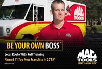 Route Sales Manager/Distributor, Full Training